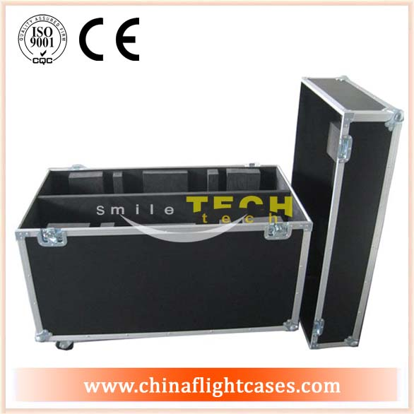 Flight Case For 2unit LED Video Wall