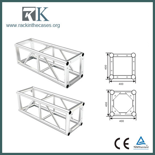 BOLT SQUARE TRUSS 400mm DIAMETER