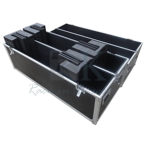 Plasma Cases - Universal Case with Casters for 50 inch Plasm