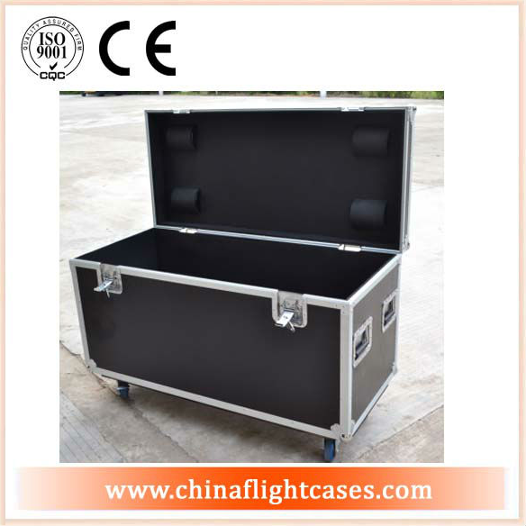 utility trunk road case With Caster - Measures 29.5 inch X 4