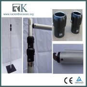 2013 RK telescopic Pipe and drape system for event