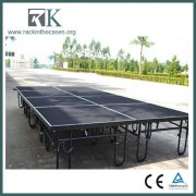 RK Folding Aluminum Outdoor Concert Stage