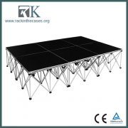 RK portable stage help you build quickly a nice stage ground
