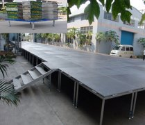 portable stage platform Aluminum Stage for outdoor events