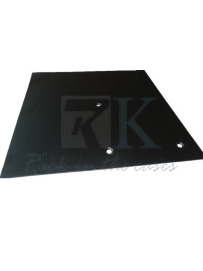 RK pipe and drape base for use with conventional three holes