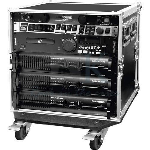 Rack Flight cases that loading and protecting your Amplifier