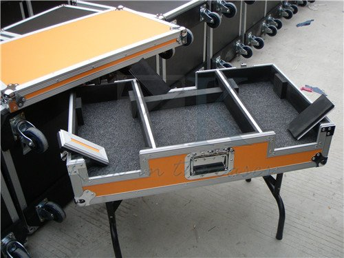 Flight case for the Amplifier or the Pioneer protection