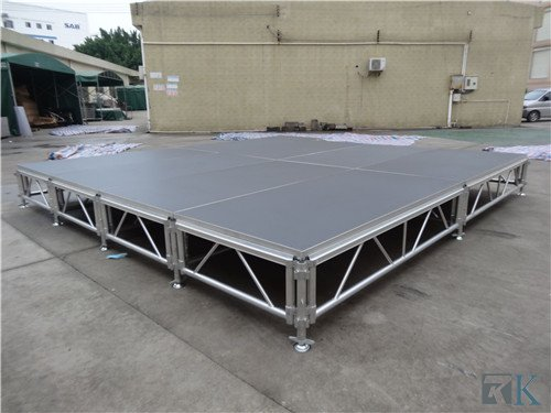 portable stage